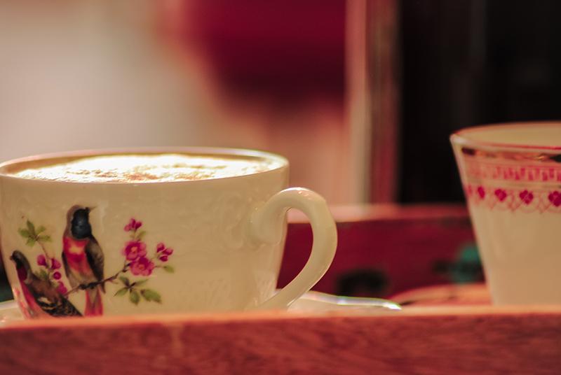 Elke week koffie en taart in OldSkoel Burgerbrug