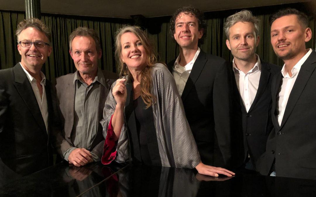 Wouter Bekkering Quintet + Helen Botman